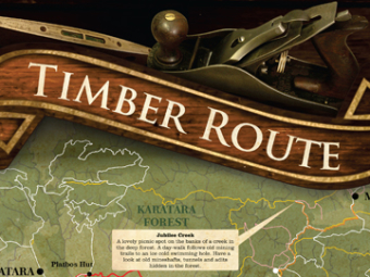 Knysna Timber Route